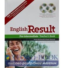 English Result Pre-Intermediate Teacher's Resource Pack