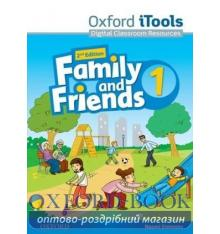 Family and Friends 2nd Edition Starter iTools