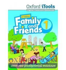 Family and Friends 2nd Edition 1 iTools