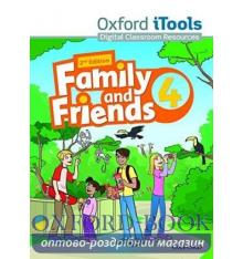 Family and Friends 2nd Edition 4 iTools