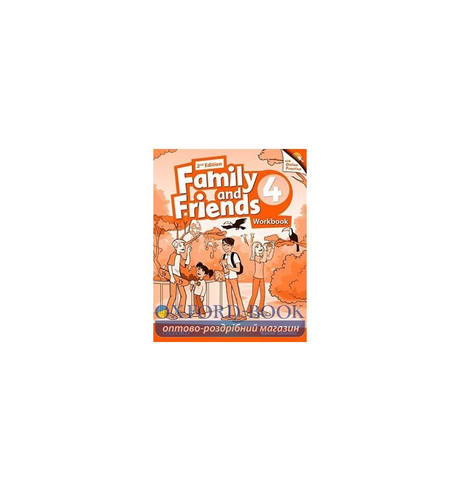 гдз по английскому языку family and friends 6