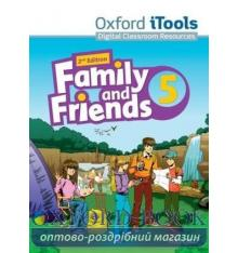 Family and Friends 2nd Edition 5 iTools