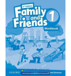 Family and Friends 2nd Edition 1 Workbook