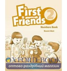 First Friends 2 Numbers Book