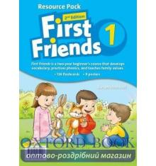 First Friends 2nd Edition 1 Teacher's Resource Pack