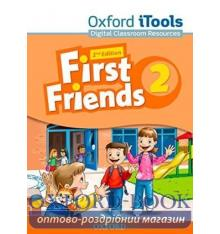 First Friends 2nd Edition 2 iTools DVD-ROM