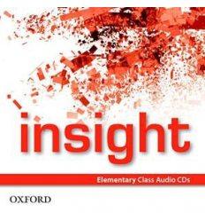 Insight Elementary Class CDs