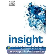 Insight Pre-Intermediate Teacher's Book with Teacher's Resource Disk