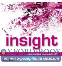 Insight Intermediate Class CDs