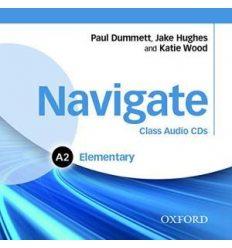 Navigate Elementary A2 Class Audio CDs