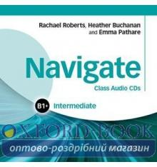 Navigate Intermediate B1+ Class Audio CDs