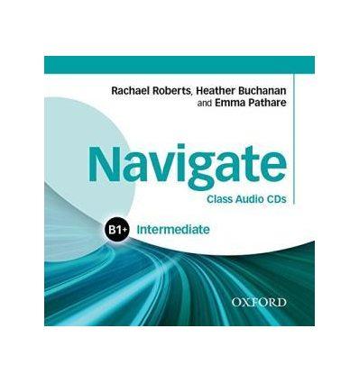 Navigate Intermediate B1+ Class Audio CDs