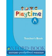 Playtime A Teacher's Book
