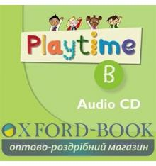 Playtime B Audio CD