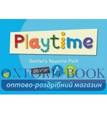 Playtime Starter A and B Teacher's Resource Pack