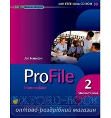 ProFile 2 Student's Book with CD-ROM