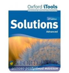 Solutions Advanced Second Edition: iTools DVD-ROM