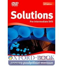 Solutions Pre-Intermediate Second Edition: DVD