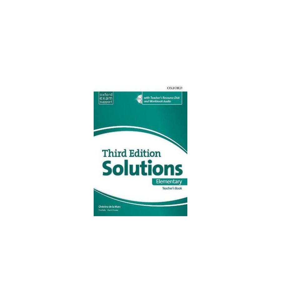 решебник для solutions elementary