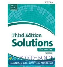 Solutions 3rd Edition Elementary Workbook (Edition for Ukraine)