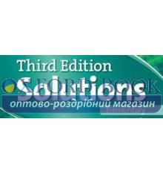 Solutions 3rd Edition Elementary Workbook (Ukrainian Edition)