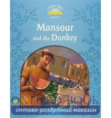Mansour and the Donkey with e-book