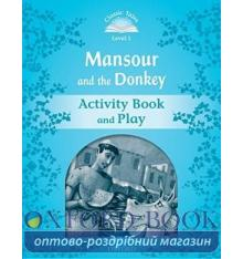 Mansour and the Donkey Activity Book with Play
