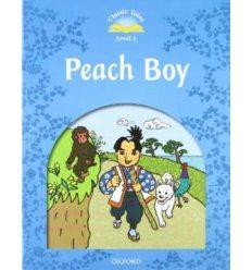 Peach Boy with e-book