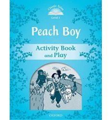 Peach Boy Activity Book with Play