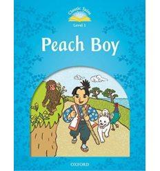Peach Boy Audio Pack
