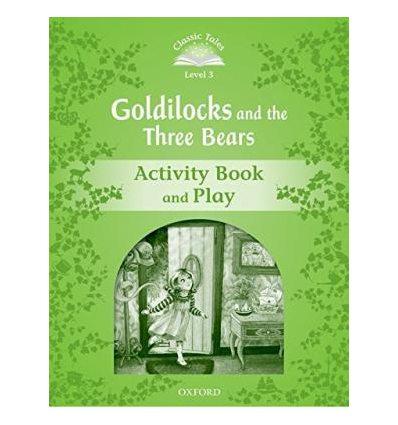 Goldilocks and the Three Bears Activity Book with Play