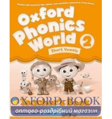 Oxford Phonics World 2 Teacher's Book