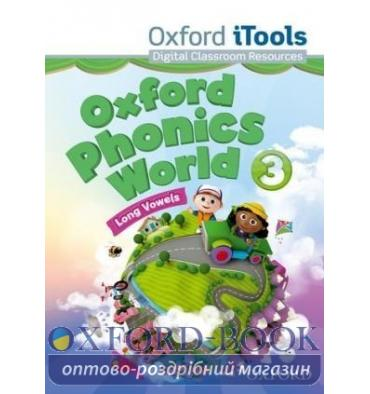 Oxford Phonics World 3 iTools