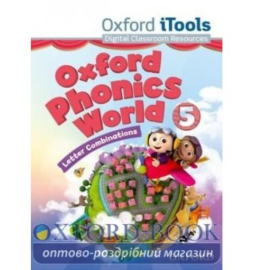 Oxford Phonics World 5 iTools