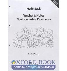 Hello Jack Teacher's Notes