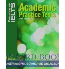 Focusing on IELTS 2nd Edition Academic Practice Tests with key and Audio CD
