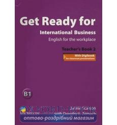 Get Ready for International Business 2 Teacher's Book