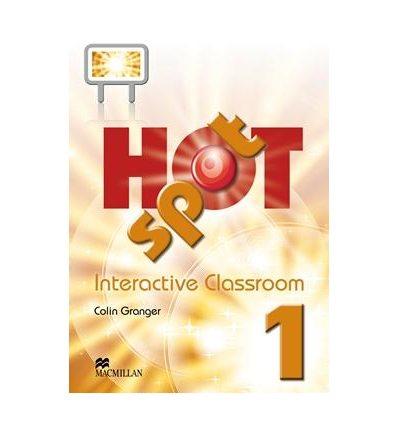 Hot Spot 1 Interactive Classroom DVD-ROM