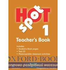 Hot Spot 1 Teacher's Book with Test CD