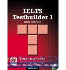 IELTS Testbuilder 1 2nd Edition with key and Audio CDs