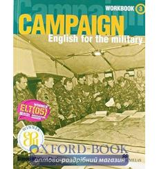 Campaign 3 Workbook with Audio CD