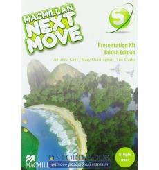 Macmillan Next Move Starter Presentation Kit