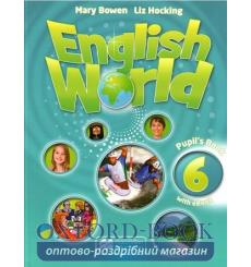 English World 6 Pupil's Book with eBook