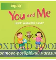 You and Me 1 Audio CDs