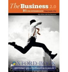 The Business 2.0 B1 Pre-Intermediate Class CDs