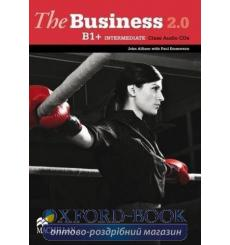 The Business 2.0 B1+ Intermediate Class CDs