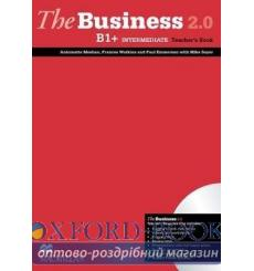 The Business 2.0 B1+ Intermediate Teacher's Book with Teacher's Resource Disc