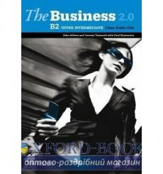 The Business 2.0 B2 Upper-Intermediate Class CDs