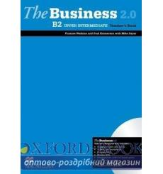The Business 2.0 B2 Upper-Intermediate Teacher's Book with Teacher's Resource Disc