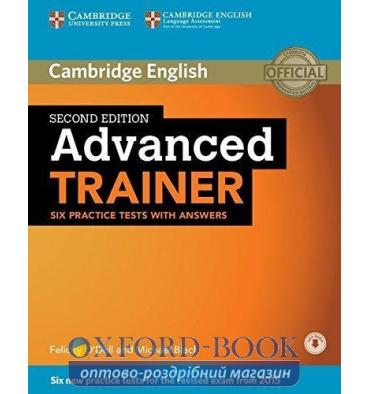 Cambridge Advanced Trainer 2nd Edition 6 Practice Tests with key and Downloadable Audio
